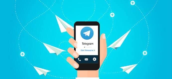چطوری میتونیم تمامی عکسها و فیلمهای یه کانال تلگرام رو بصورت کامل دانلود کنیم؟