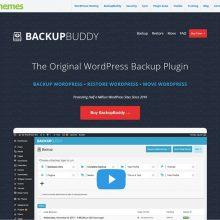 دانلود افزونه وردپرس backupbuddy premium